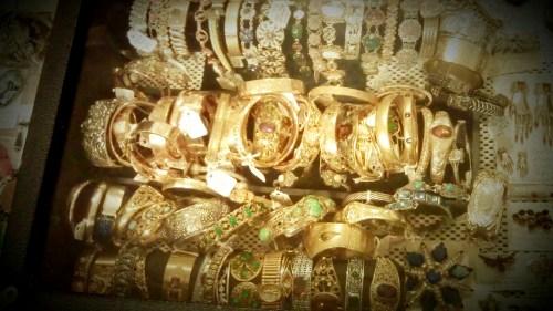 Randolph Street Market - Vintage Jewelry Spread