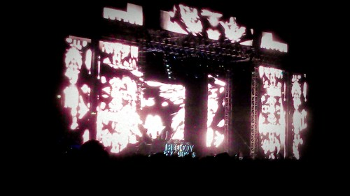 Hard Summer - Bloody Beetroots Stage Shot
