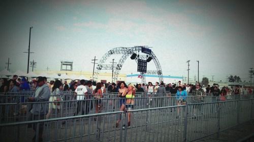 Hard Summer, 2012 Entrance