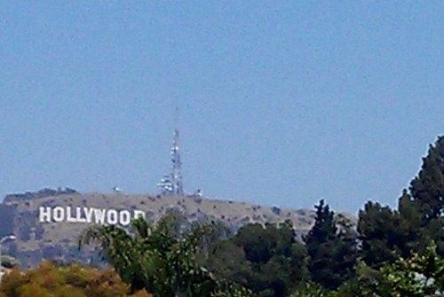 Hollywood Hills Sign