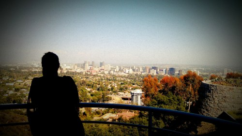 Me Gazing @ LA City Overview