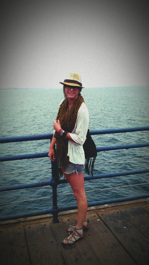 Me in Santa Monica