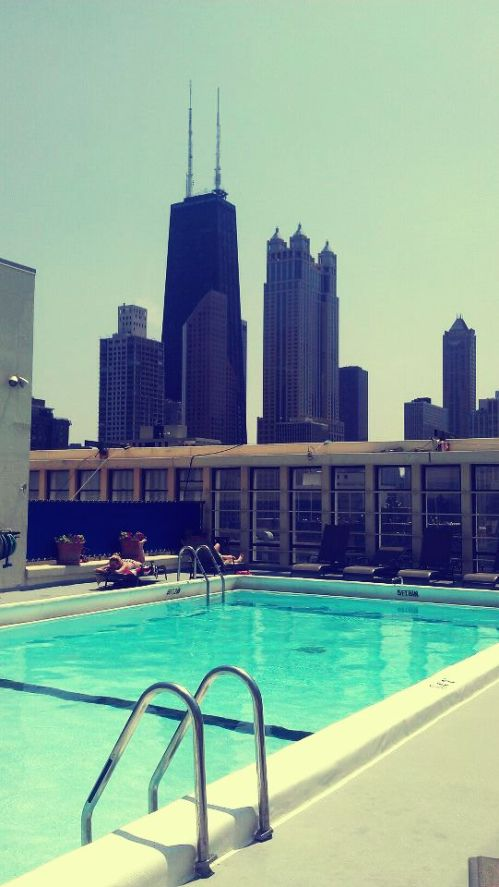My Rooftop Pool
