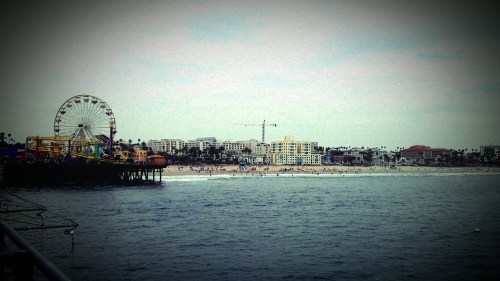 Santa Monica Pier & Beachfront