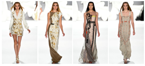 Carolina Herrera Spring 2013 Runway Collection