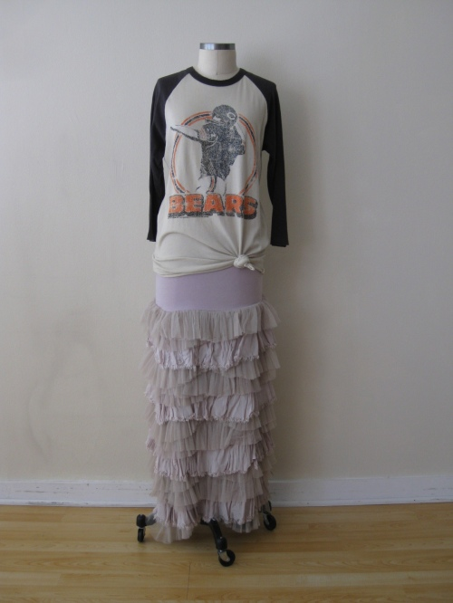 Chicago Bears 'Fashionable Fan' Outfit