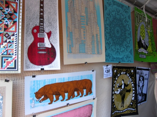 Renegade & Handmade Craft Fair, Chicago 2012