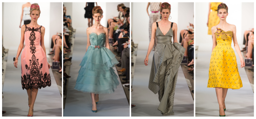 Oscar de la Renta Spring 2013 Runway Collection