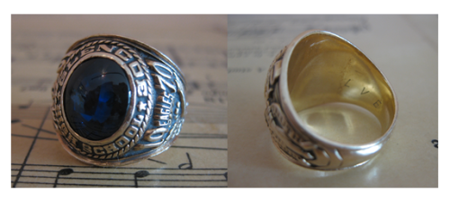 Signature Jewelry - Dad's High School Class Ring