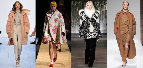 Fall 2012 Fashion Trend - Cocoon Coats