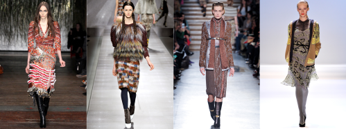 Fall 2012 Fashion Trend - Global Nomad