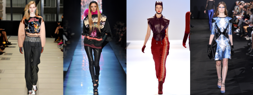 Fall 2012 Fashion Trend - Sci-Fi Fantasy