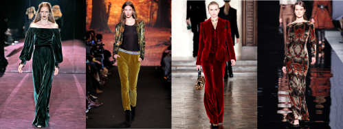 Fall 2012 Fashion Trend - Velvet