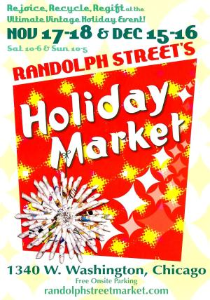 Randolph Street Market Holiday Market