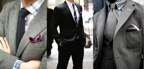 Menswear Combinations