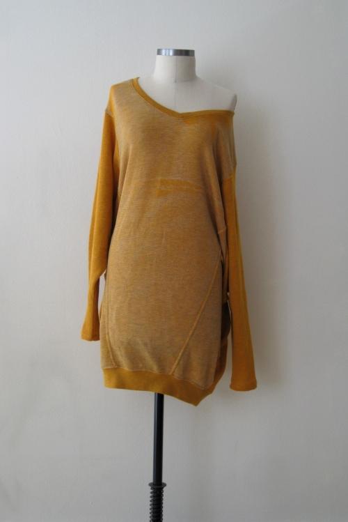 Diesel Kasumi Sweatshirt Dress (2)