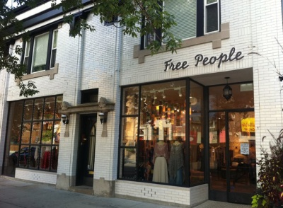 Free People Boutique - Southport Ave., Chicago
