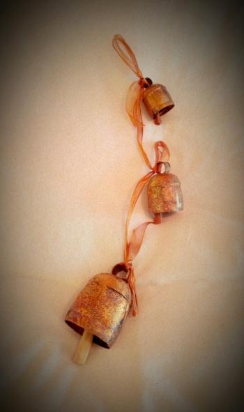 Metal Mushroom Bells