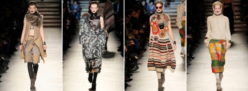 Missoni Fall 2010 RTW Collection
