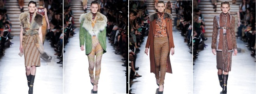 Missoni Fall 2012 RTW Collection