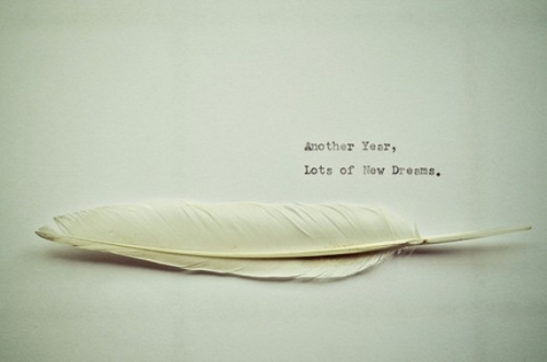 New Year...New Dreams