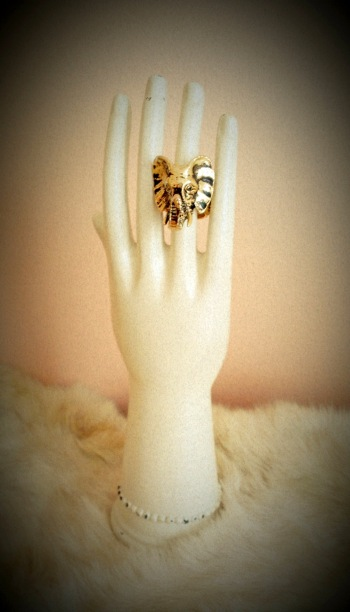 Gentle Giant Anthropologie Ring