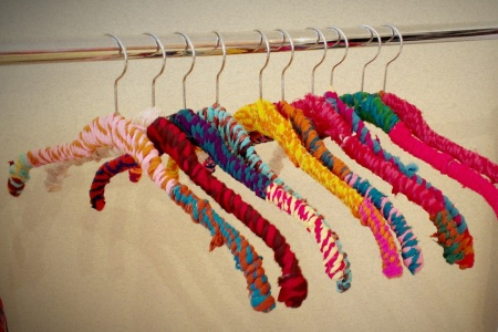 DIY: Nomadic Novelty Hangers