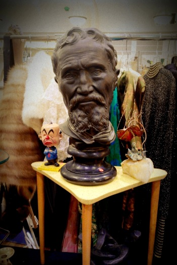 Randolph Street Market - Vintage Head