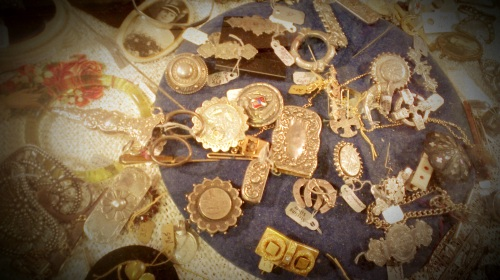 Randolph Street Market - Vintage Finds