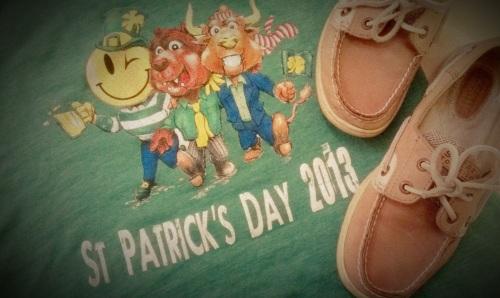 St. Patrick's Day Wake & Shake - Public House