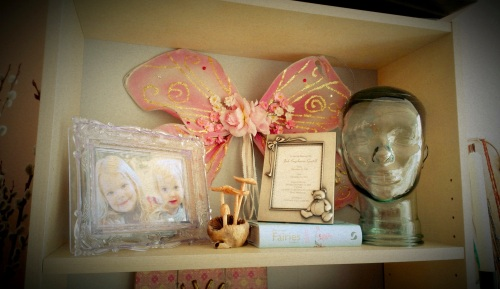 Fairies &  'Shrooms Home Decor