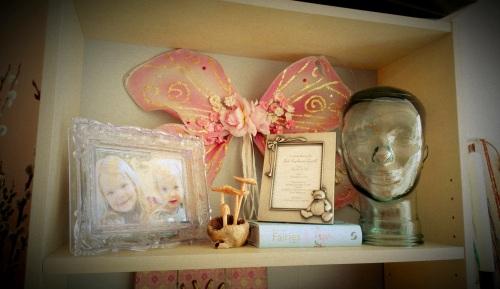 Fairies &  'Shrooms Home Decor