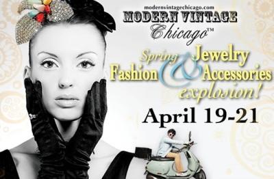 Modern Vintage Chicago - Spring Jewelry, Fashion & Accessories Explosion!