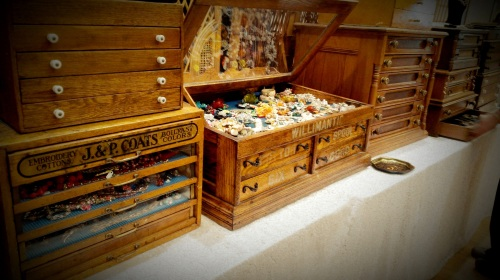 Old Wooden Jewelry Boxes (4)