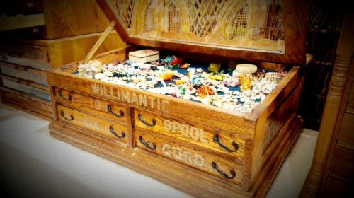 Old Wooden Jewelry Boxes (9)