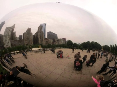 At the Bean (2)