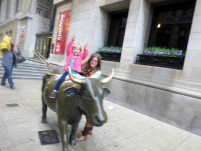 Cow in the City