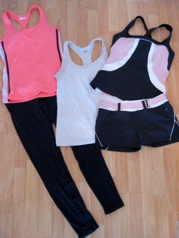 Mix & Match Yoga Combo - Grey Base