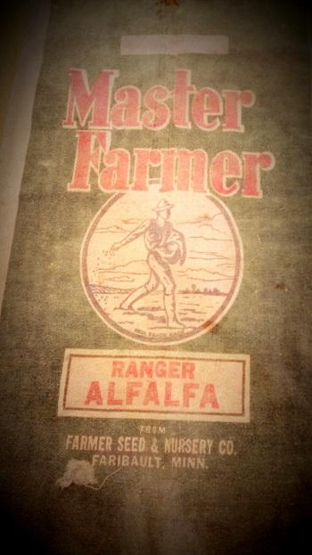 Redesigning an Old Alfalfa Seed Sac