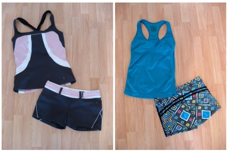 PH8 Active Wear Outfits