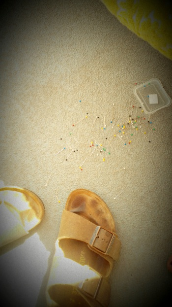 Party Foul - Spilled the Stick Pins!!!