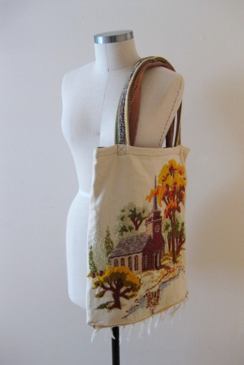 Mother's Day - Colorful Church Tote