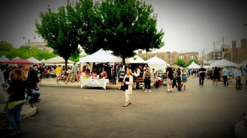 Randolph Street Market (1)