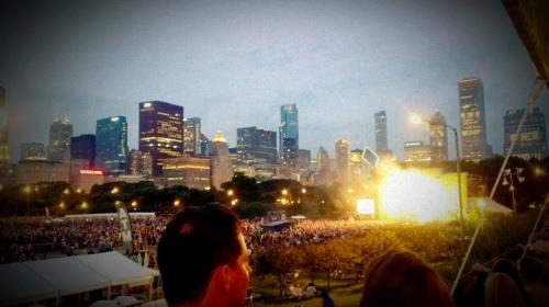 Lollapalooza & CityScape