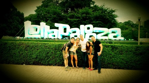 Lollapalooza Friends