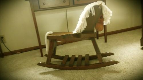 Mom's Rocking Horse