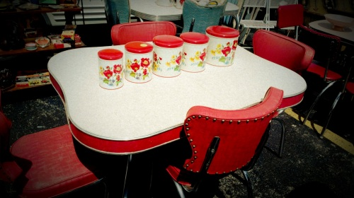 Retro Kitchen Sets (5)