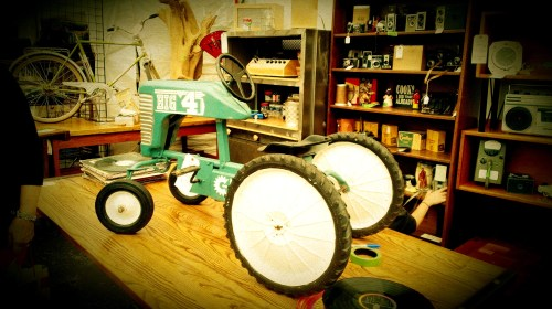 Tractor Trike