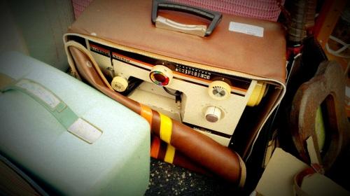 Vintage Singer Sewing Machine (4)