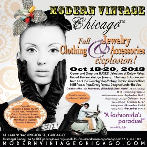 Modern Vintage Chicago